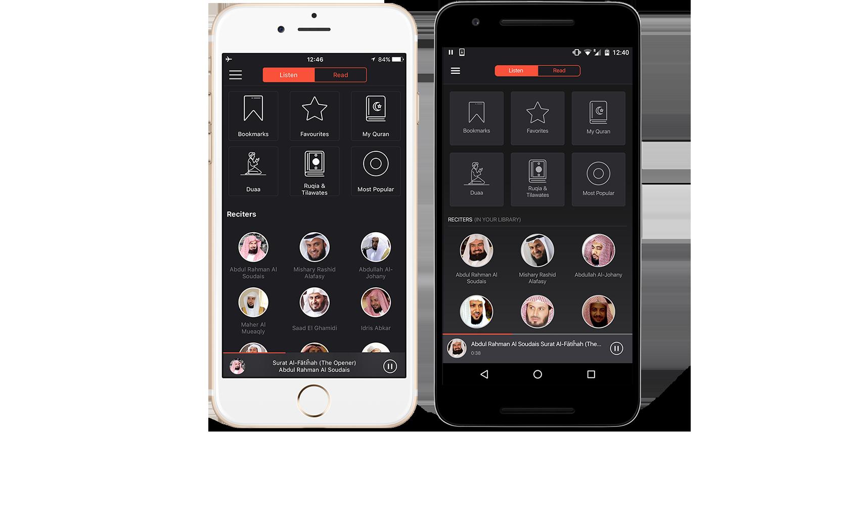 Quran Pro | Islamic Mobile App | Quanticapps Islamic Mobile Apps